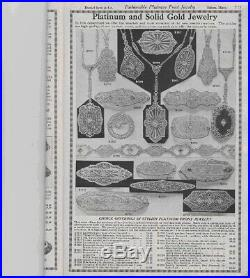 Art Deco CAMPHOR GLASS Necklace 1930s Sunray Crystal MARCASITE ONYX Center FAB