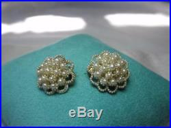 Enamel Poppy OMC Diamond Pendant Flower Art Nouveau Necklace Belle Epoque Deco