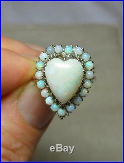 Sapphire Pearl Pendant 10K Art Deco Necklace Edwardian c1900 Belle Epoque Great